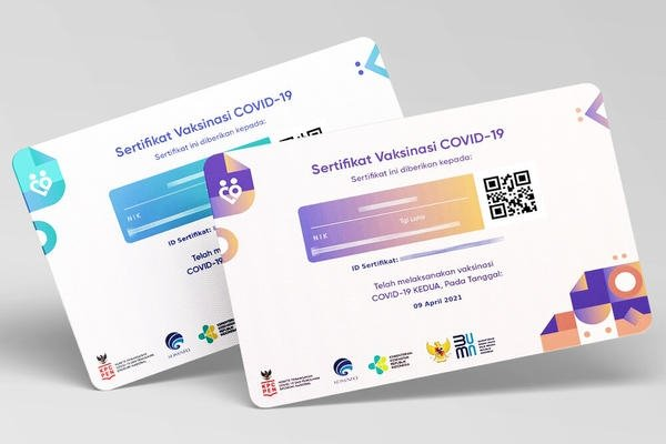 Pelaku Perjalanan Internasional Wajib Tunjukkan Kartu Vaksin Lengkap
