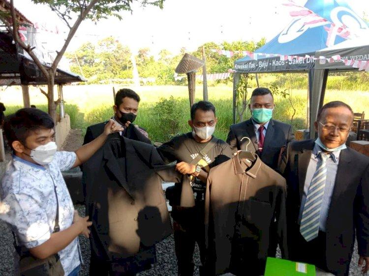 Soal Seragam 'LV' DPRD Tangerang, Pemenang Tender: Bahannya Sudah Ada