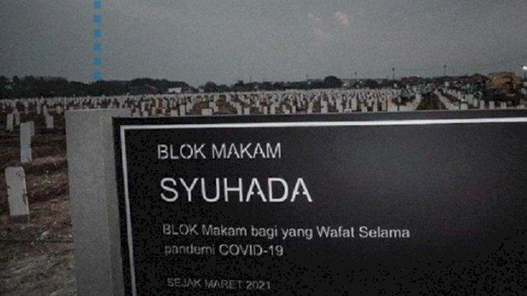 Blok Makam Syuhada di TPU Rorotan, Ini Kata Gubernur DKI