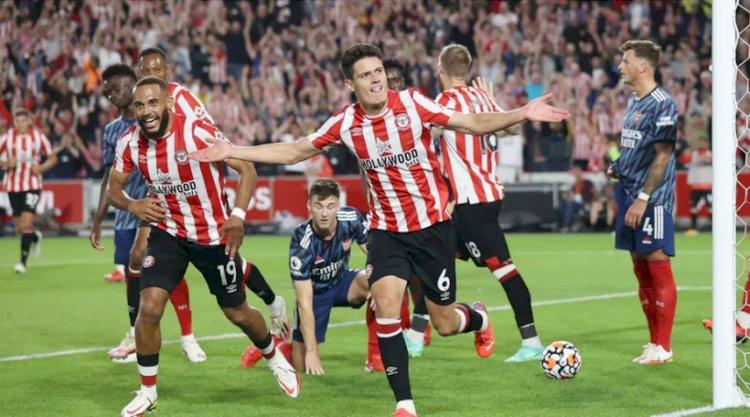 Laga Pembuka Liga Inggris: Arsenal Kalah 0-2 dari Tim Promosi Brentford