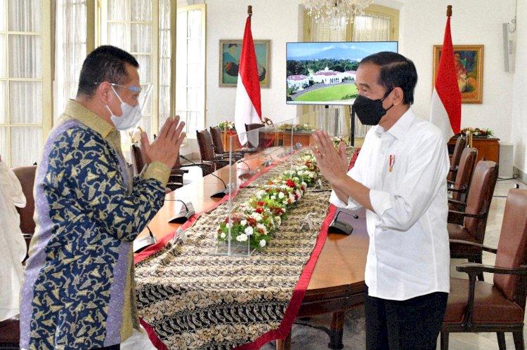 Presiden Jokowi Setuju Amendemen UUD 45, Khusus Pasal Pokok-Pokok Haluan Negara