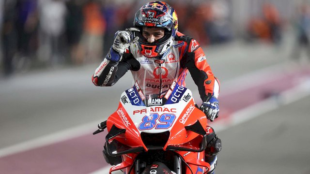 Hasil Kualifikasi MotoGP Austria 2021, Jorge Martin Pole Position Valentino Rossi Terpuruk