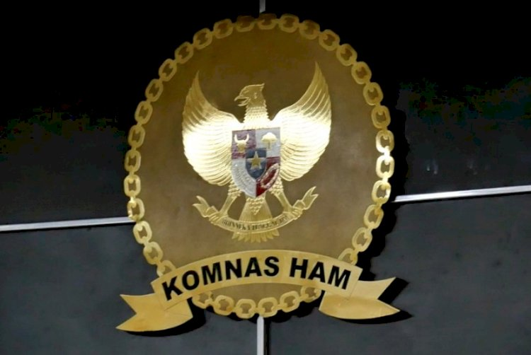 Komnas HAM Minta Komitmen Presiden Dalam Penanganan HAM
