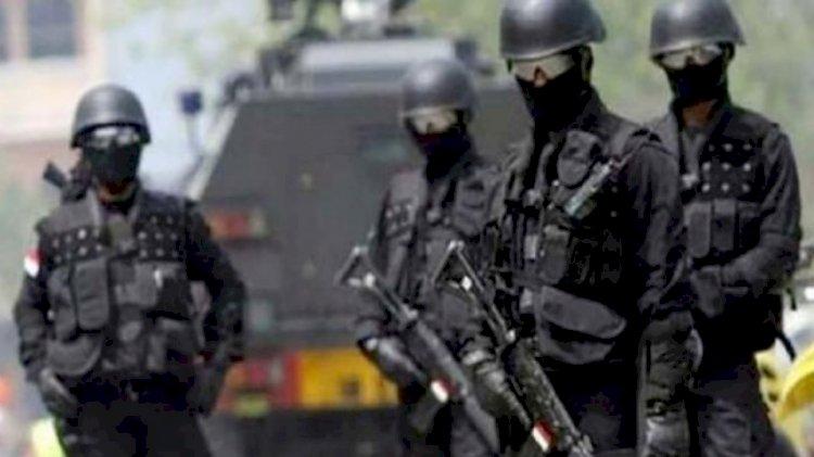 Densus 88 Kembali Tangkap Teroris Jamaah Islamiyah di Jawa Barat dan Banten