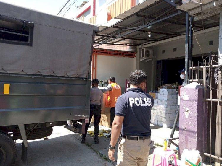Diduga Terkait Terorisme, Densus 88 Geledah Kantor di Soreang