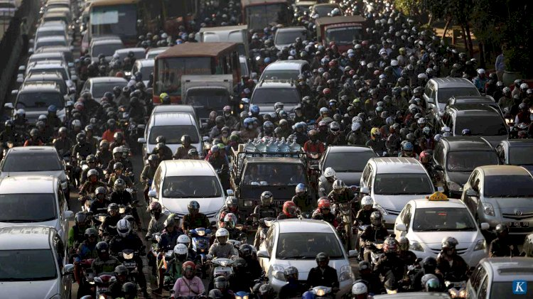 Soal Masalah Kemacetan, Manusia Harus Belajar dari Semut