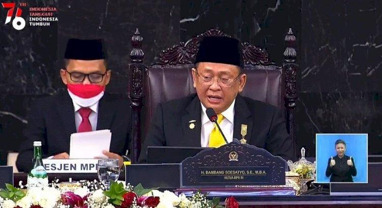 Sidang Tahunan MPR, 363 dari 711 Anggota DPR dan DPD Turut Hadir