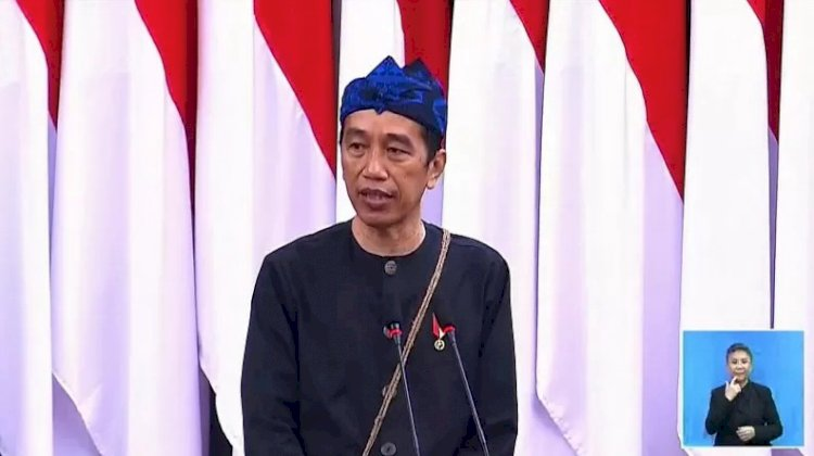 Jokowi Sebut Perkembangan Data Kasus Covid-19 Jadi Alasan Kebijakan Atasi Pandemi Berubah-ubah