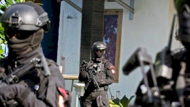 Densus 88 Tangkap 48 Terduga Teroris dalam 4 Hari, 5 Orang di Jabar