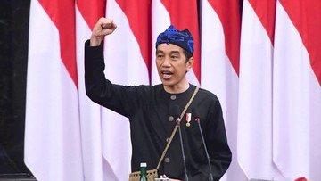 Pidato Kenegaraan Jokowi Tuai Kritik, tak Minta Maaf Soal Covid-19