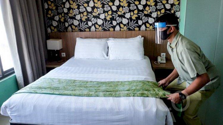 Pemkot Bandung Pertimbangkan Beri Relaksasi Sektor Hotel