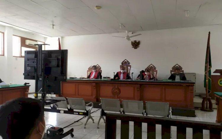 Aa Umbara Didakwa Atur Pengadaan Paket Bansos Penanganan Covid-19