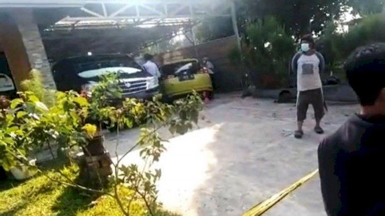 Seorang Suami di Subang Dapati Istri dan Anaknya Tewas dalam Bagasi Mobil
