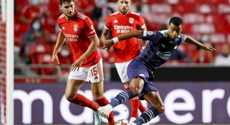 Play Off Liga Champions: Benfica, Malmoe, Young Boys, Raih Kemenangan
