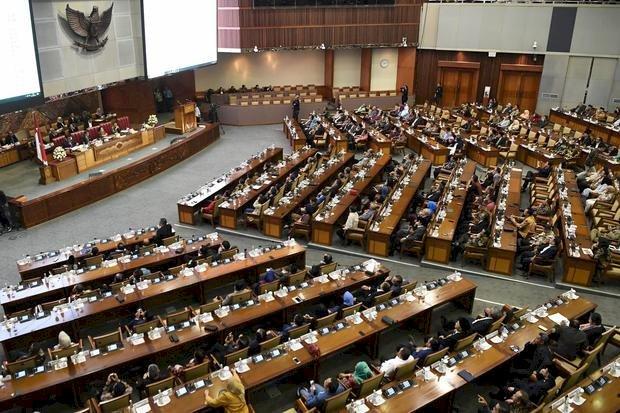 KPK : Hanya 55 Persen Anggota DPR Yang Patuh Lapor Harta Kekayaan
