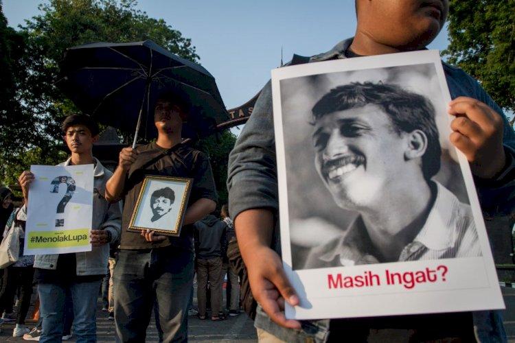 Yakini Belum Sentuh Aktor Intelektual, KASUM Harap Kasus Pembunuhan Munir Tak Mengenal Asas Kedaluwarsa