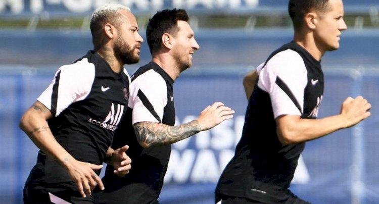 Messi Diperkirakan Bakal Jadi Playmaker di PSG