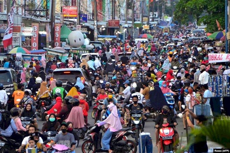WHO Soroti  Mobilitas Warga Yang Kembali Meningkat, Termasuk di Jawa Barat