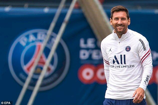 Lionel Messi Batal Debut di Laga Brest vs PSG, Berikut daftar Skuad yang Tampil