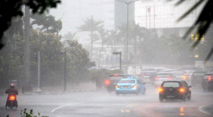 Termasuk Jabar, BMKG Ingatkan Potensi Hujan Lebat di Sejumlah Wilayah