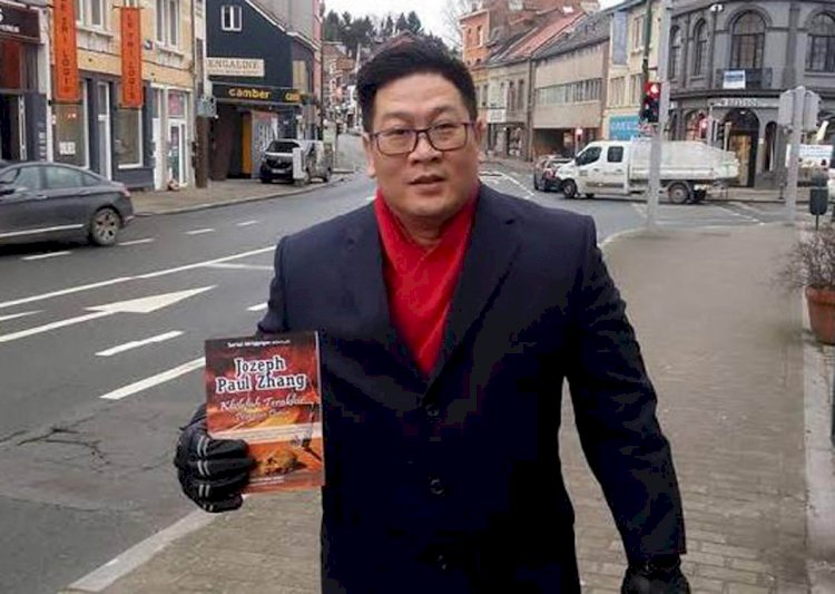 Muncul Lagi, Jozeph Paul Zhang Sebut Nabi Muhammad Sesat