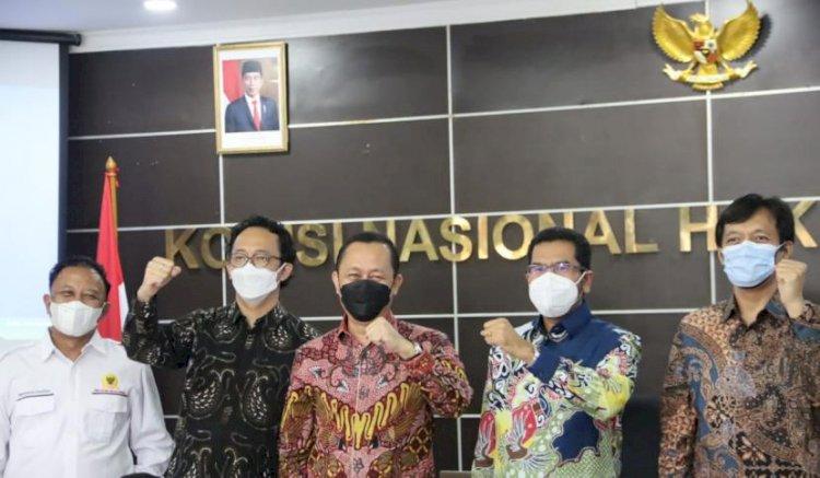 Dewas KPK Diminta Awasi Pelaksanaan Korektif dan Rekomendasi Komnas HAM