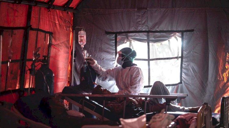 Beban Pelayanan Rumah Sakit Meningkat akibat Pandemi Covid-19