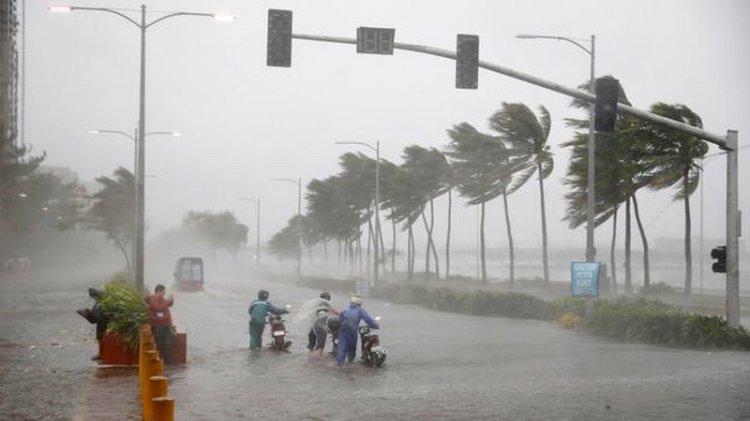 BMKG Ingatkan Potensi Cuaca Ekstrem hingga 26 Agustus