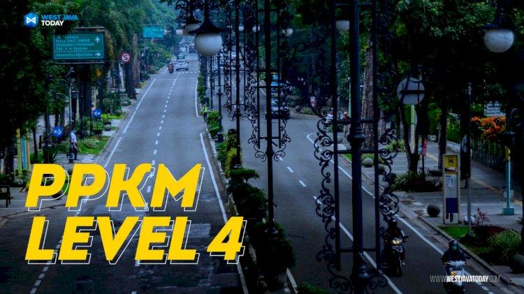 PPKM Diperpanjang, Jabodetabek dan Bandung Raya Turun Jadi Level 3
