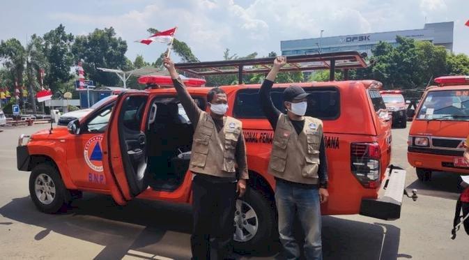 Gerakan Mobil Masker Kini Sasar Wilayah Jawa Barat