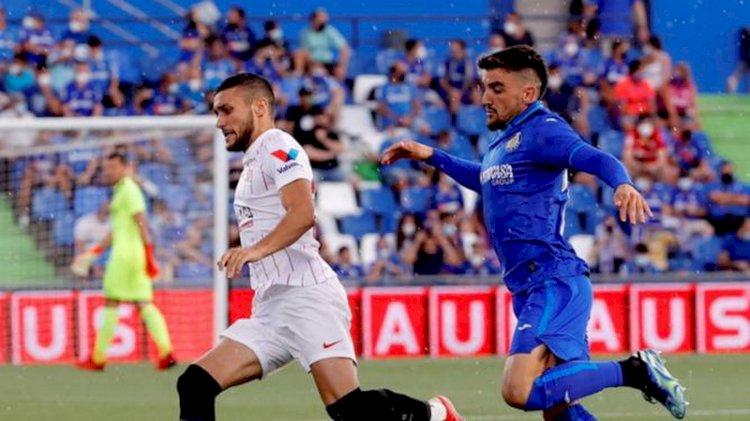 Liga Spanyol: Sevilla Menang atas Getafe 1-0 secara Dramatis