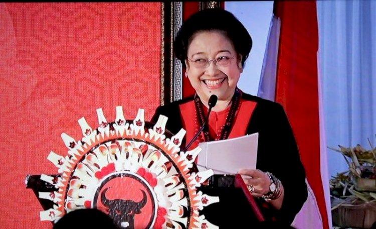 Megawati Instruksikan Kadernya Tutup Mulut soal Capres 2024