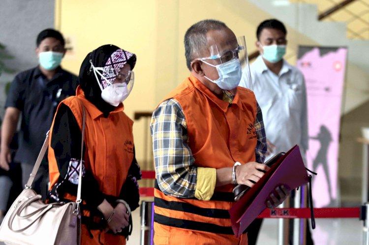Berkas Perkara Telah Dilimpahkan ke Tipikor PN Bandung, Ade Barkah dan Siti Aisyah Segera Disidang