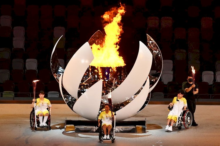 Paralimpiade Tokyo 2020 Resmi Dibuka
