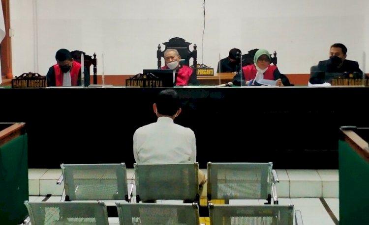 Mantan Wali Kota Cimahi, Ajay M Priatna Divonis Dua Tahun Penjara