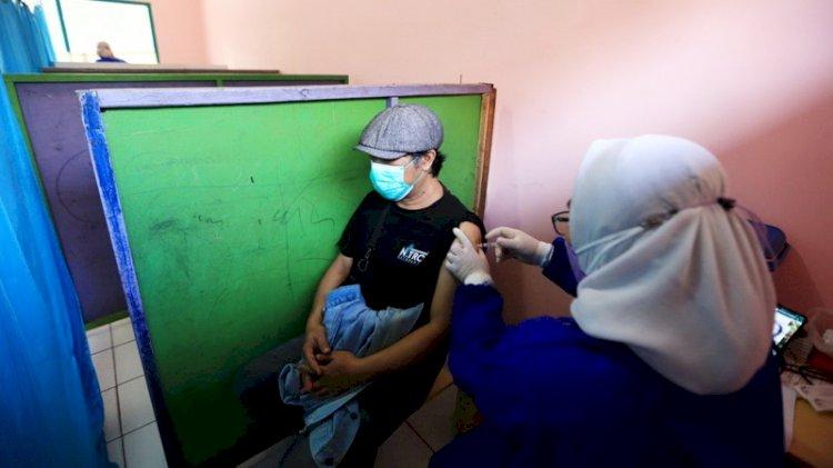 Sebanyak 700.000 Warga Bandung Telah Peroleh Vaksin Lengkap