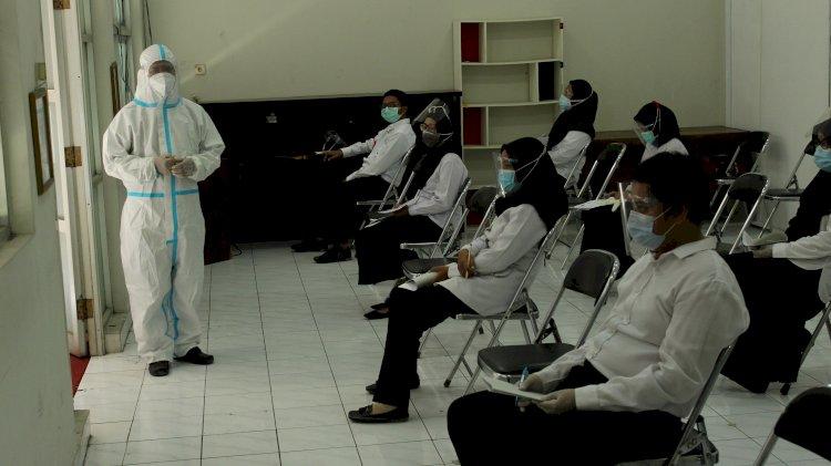 Peserta Ujian SKD CPNS 2021 Positif Covid-19 Saat Tes PCR atau Antigen, Ini Kata BKN