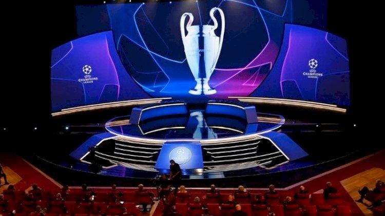 Hasil Drawing Liga Champions: PSG Satu Grup dengan Man City