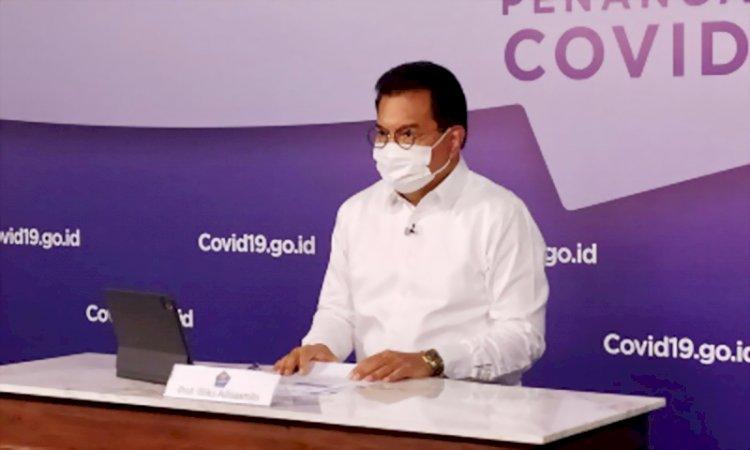 Angka Kasus Mingguan Covid-19 RI Terus Turun dalam Lima Pekan