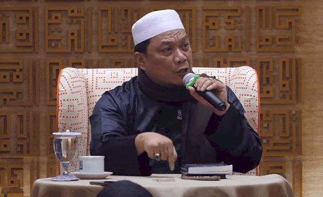 Penceramah Yahya Waloni Dijerat Dengan Pasal Berlapis