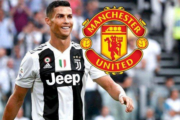 Manchester United Sepakati Transfer Cristiano Ronaldo dari Juventus