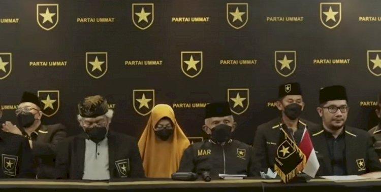 Partai Ummat Resmi Jadi Parpol, Siap Bertarung di Pemilu 2024