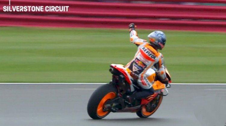 Hasil Kualifikasi MotoGP Inggris: Pol Espargaro Tercepat