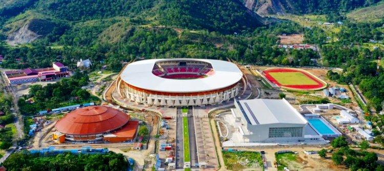 PON Papua Kemungkinan Digelar Tanpa Penonton