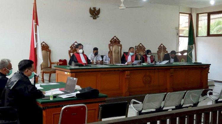 Anggota DPRD Jabar Ade Barkah dan Siti Aisyah Mulai Diadili Atas Dugaan Terima Suap