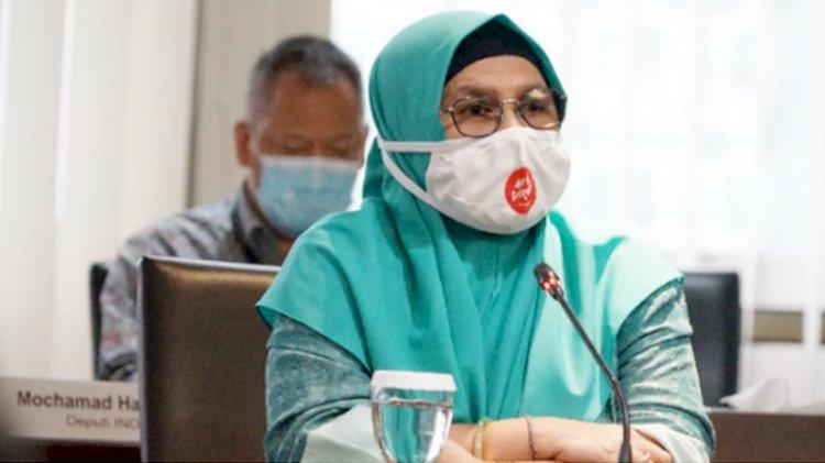 Majelis Etik Beri Sanksi Potong Gaji Wakil Ketua KPK Lili Pintauli dalam Setahun