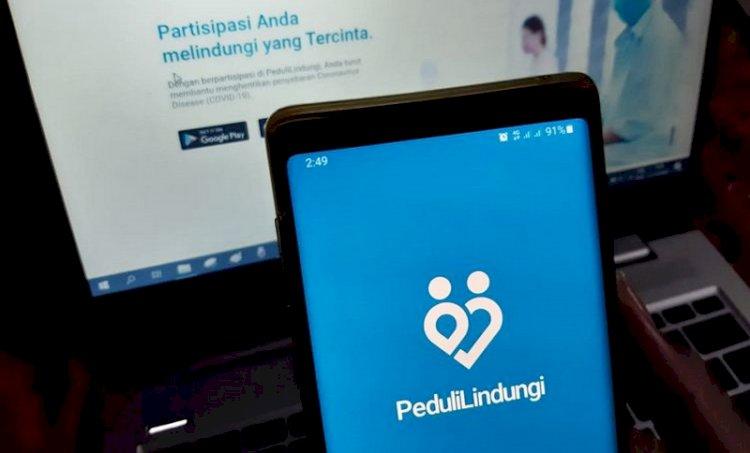 Pemerintah Terapkan Sistem Keamanan Super pada Aplikasi PeduliLindungi