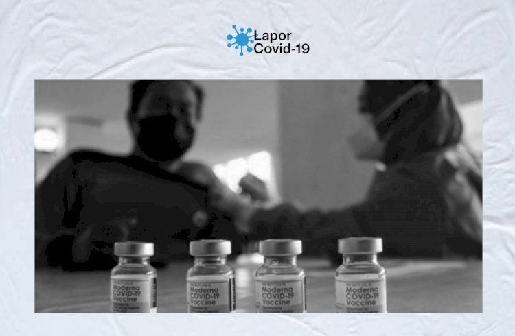 LaporCovid-19 Sebut Penerima Vaksin Booster 'Non-Nakes' Tercatat, Pemerintah Dapat Usut Penyelewengan