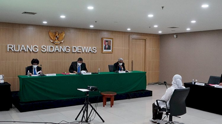 Berperilaku Koruptif, LBH Dorong Wakil Ketua Lili Pintauli Mundur dari KPK