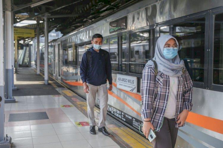 Syarat Naik Kereta Api Jarak Jauh dan KA Lokal di Masa Perpanjangan PPKM Jawa-Bali
